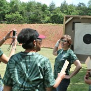 NRA's Women on Target program