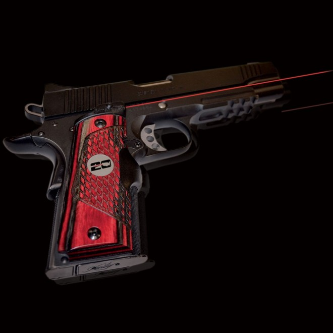 Crimson Trace To Offer Collectible Grips -The Firearm Blog