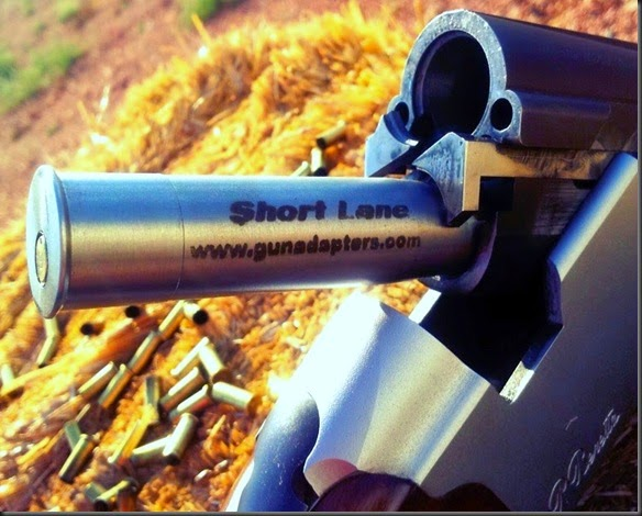 The Utility of 12-Gauge Caliber Adapters, The Good, Bad, & Ugly -The