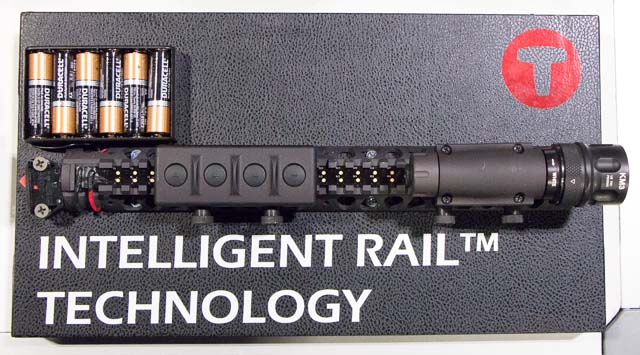 Intelligent Rail Systems