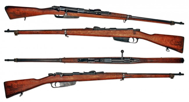 Italian Rifle Carcano-M1891-Full 2k