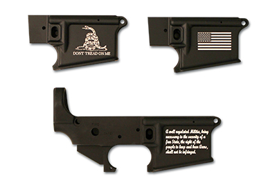 Stag Arms Lowers