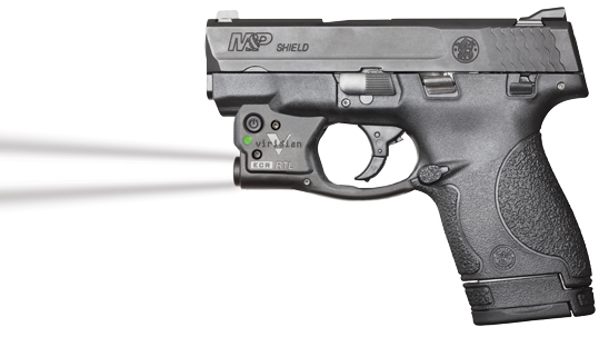 Viridian Releases Latest S&W M&P Shield Tac Light