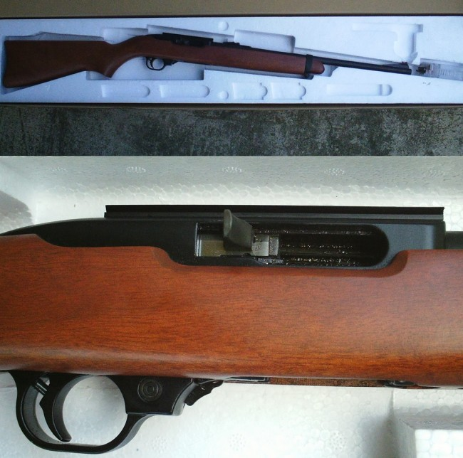 Ruger Sues Armscor & RIA Over Ruger 10/22 Clone -The Firearm Blog
