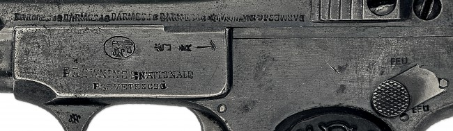 Chinese FN 1900 Markings