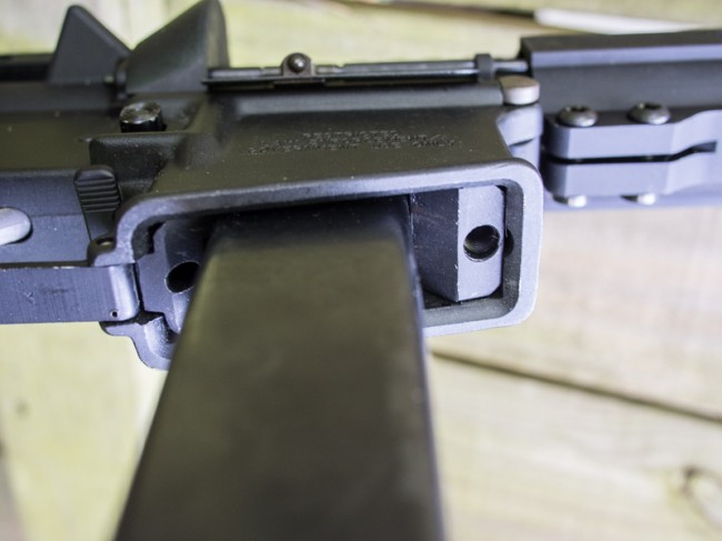 Gun Review Cmmg Mk9 Pistolupper Group 9mm Pdw The Firearm Blog