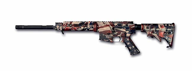Stag Arms Offering American Flag Rifles The Firearm