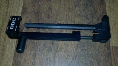 Quot Hard Charger Quot Side Charging Handle By Devil Dog Concepts