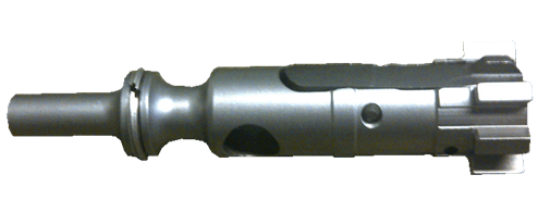 Mil Spec 5.56 Bolt Assembly  Nickel Boron Coated  shot peened with Carpenter 158 steel.