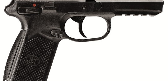 FN FNX-45, developed by FNH USA for the Joint Combat Pistol Program