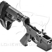 G9 pistol lower SB15