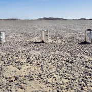 Some countries, such as those in the Western Sahara still use tin cans for target practice.