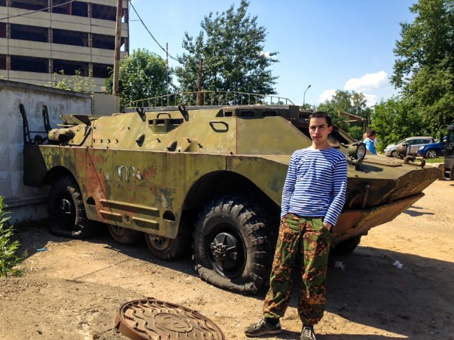 How to buy an Armoured Personnel Carrier -The Firearm Blog