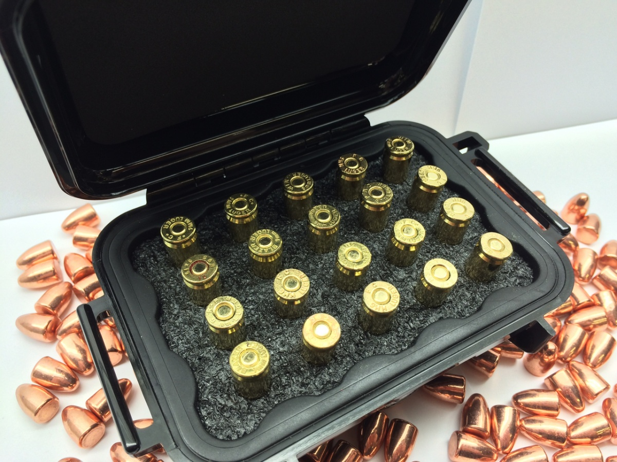 9mm 20 & Ammo Box Upgrade: Detroit Bullet Works Ammo Luggage - The Firearm ...
