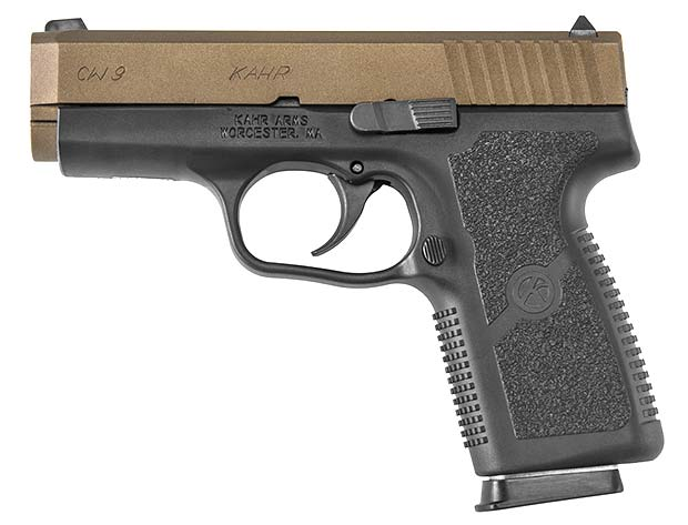 Kahr burnt bronze