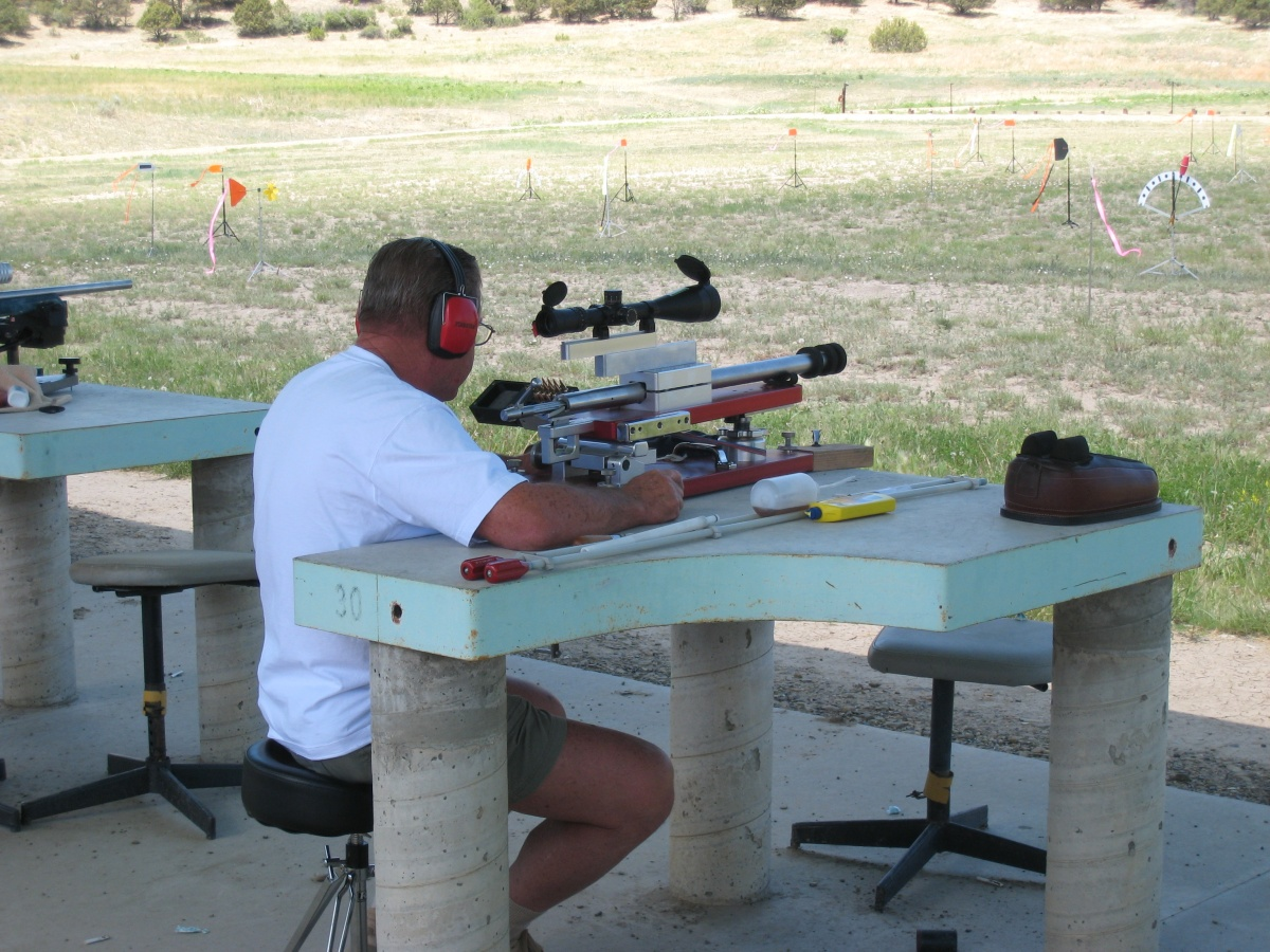 Historical Benchrest Competitions The Firearm Blogthe Firearm Blog