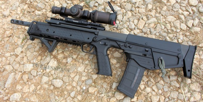 kel tec rdb bullpup first impressions the firearm blog