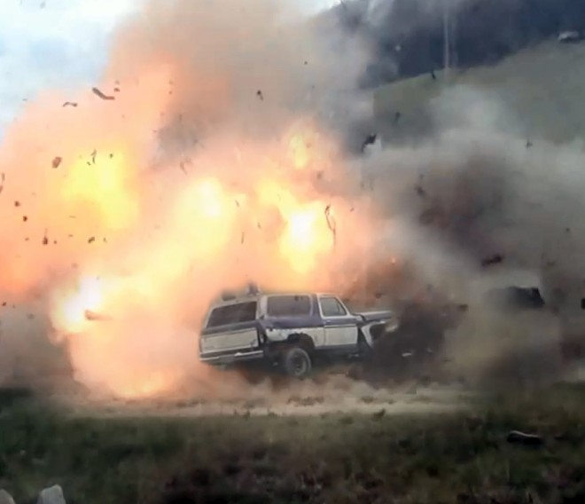 Youtube Shooting Tannerite
