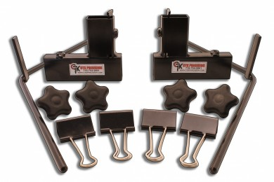 CTK Precision P3 Ultimate Target Stand - Parts