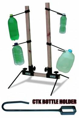 CTK Precision P3 Ultimate Target Stand - With Bottle Holders