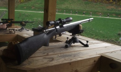 Remington M700 Ultimate Muzzleloader