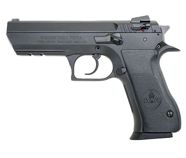 Gun Review: Magnum Research Baby Desert Eagle II -The Firearm Blog