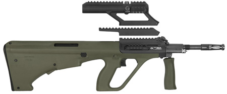 Steyr AUG A3 M1 Variant Now Shipping To DealersThe Firearm Blog