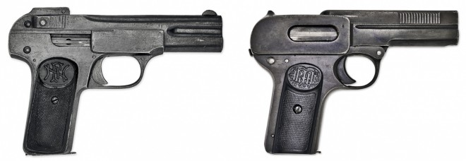 FN1900 and Dreyse Coparison