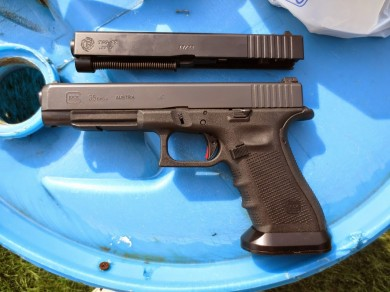 Review: Tactical Solutions TSG-22  22LR Glock Conversion Kit