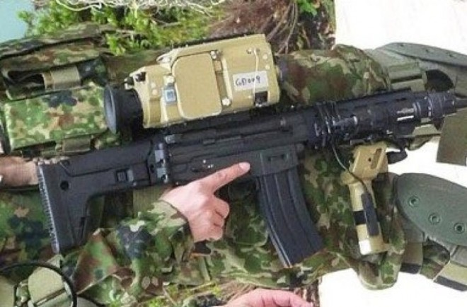 The Assault Rifles Of The Near Future (Updated) | 21st Century ...