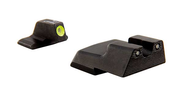 Trijicon HK vp9 sights