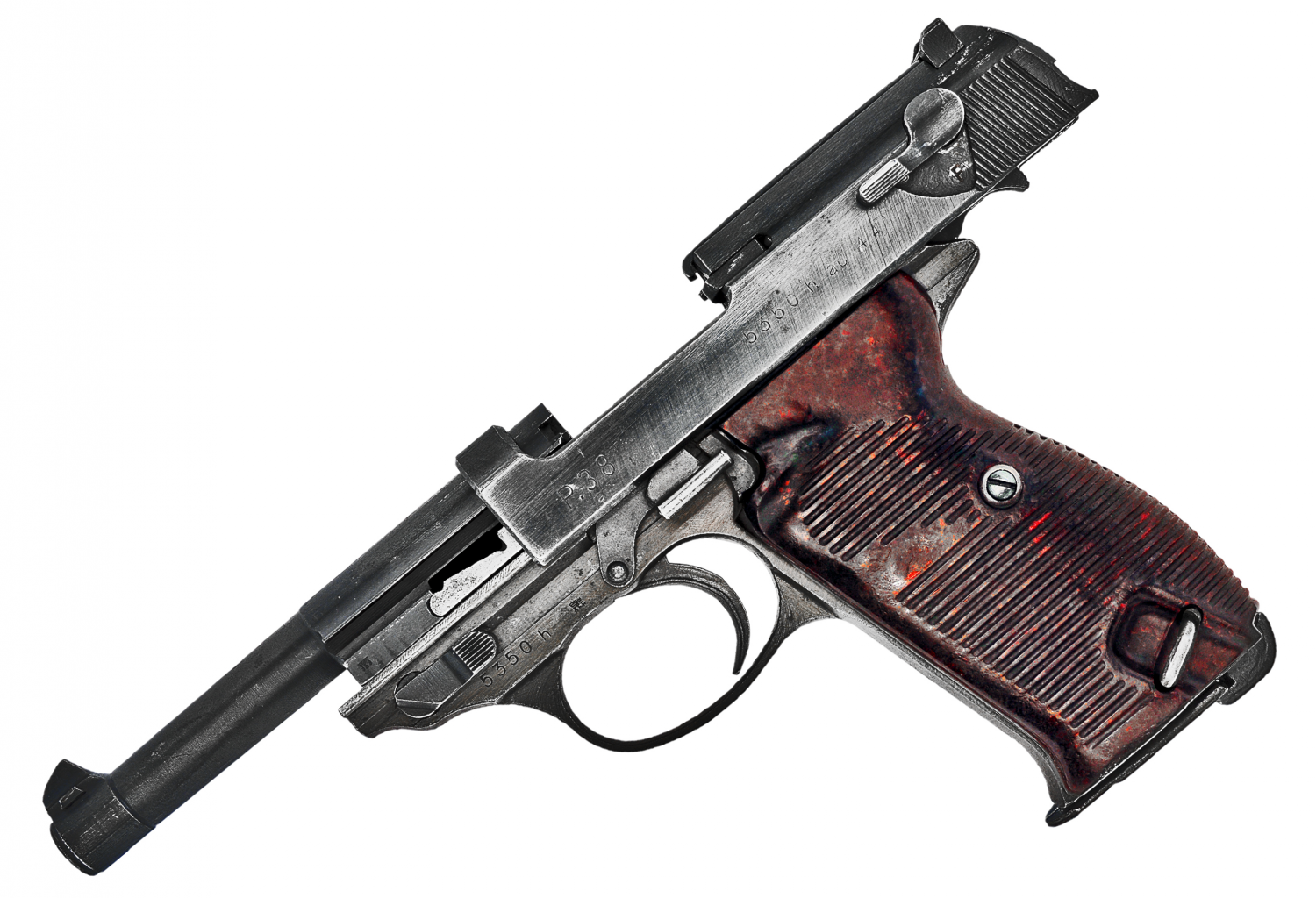 A Look Inside The Walther P38 The Firearm Blogthe