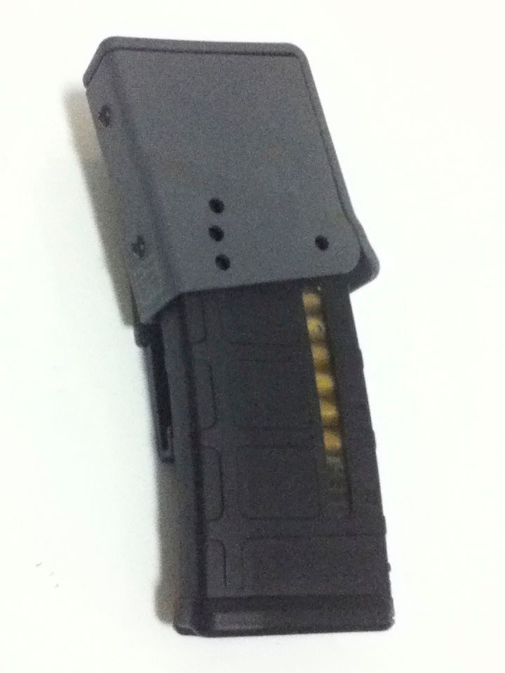 Warfytr Rifle Mag Carriers For Pmags