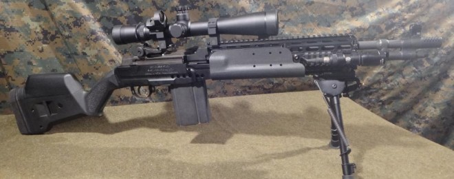 m1a Archives -The Firearm Blog