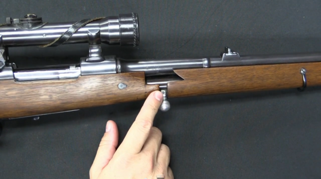christoph funk double barrel bolt action hunting rifle the firearm blog
