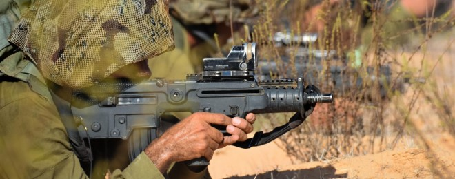 IDF Are NOT Replacing the Tavor