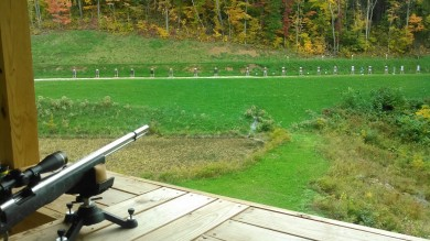 The view of a great range in West Virginia