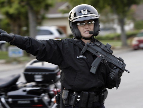 Lapd To Issue H Amp K Mp7s To Motorcycle And K9 Patrol The