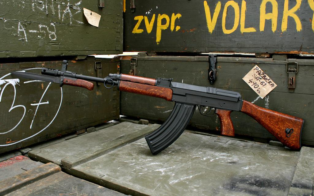 Czechpoint Now Producing Vz 58 Rifles In House The