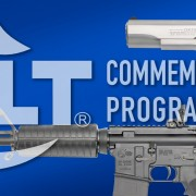 Colt Commemorative Program