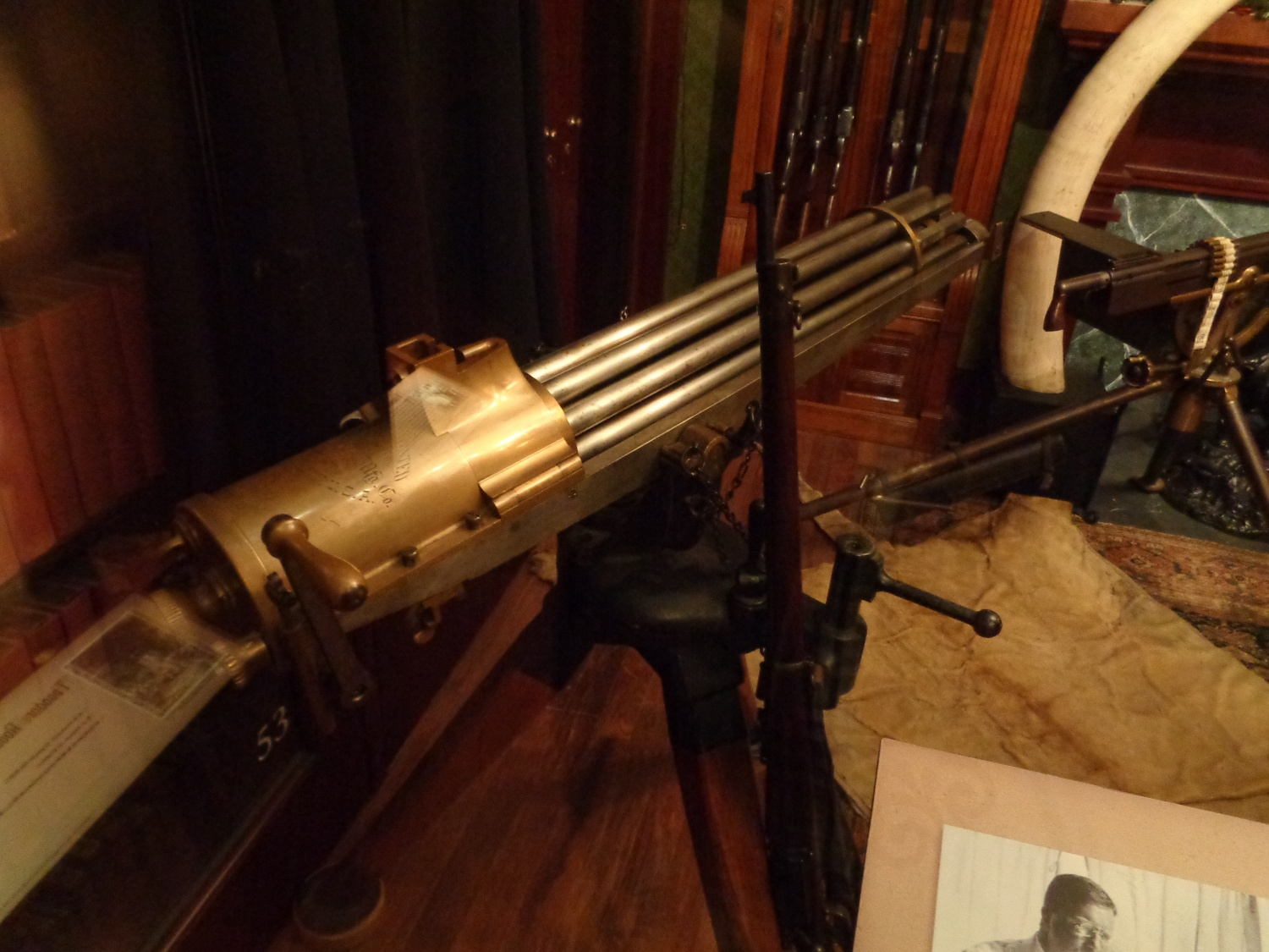 Teddy roosevelt guns to be displayed at nra national - Dsc001951 Jpg