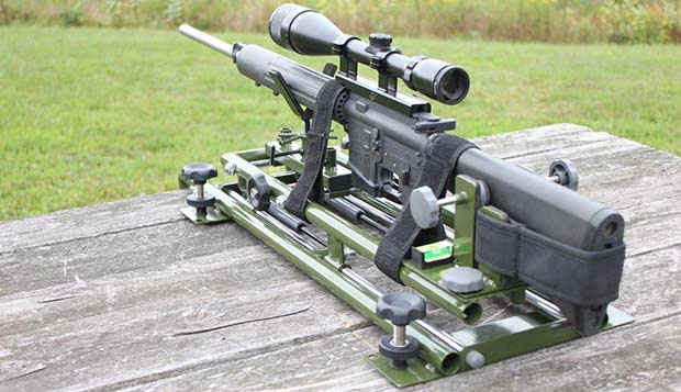 Hyskore Dual Damper Shooting And Sighting Rest The Firearm Blog