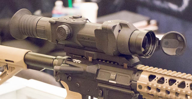 Pulsar thermal scope