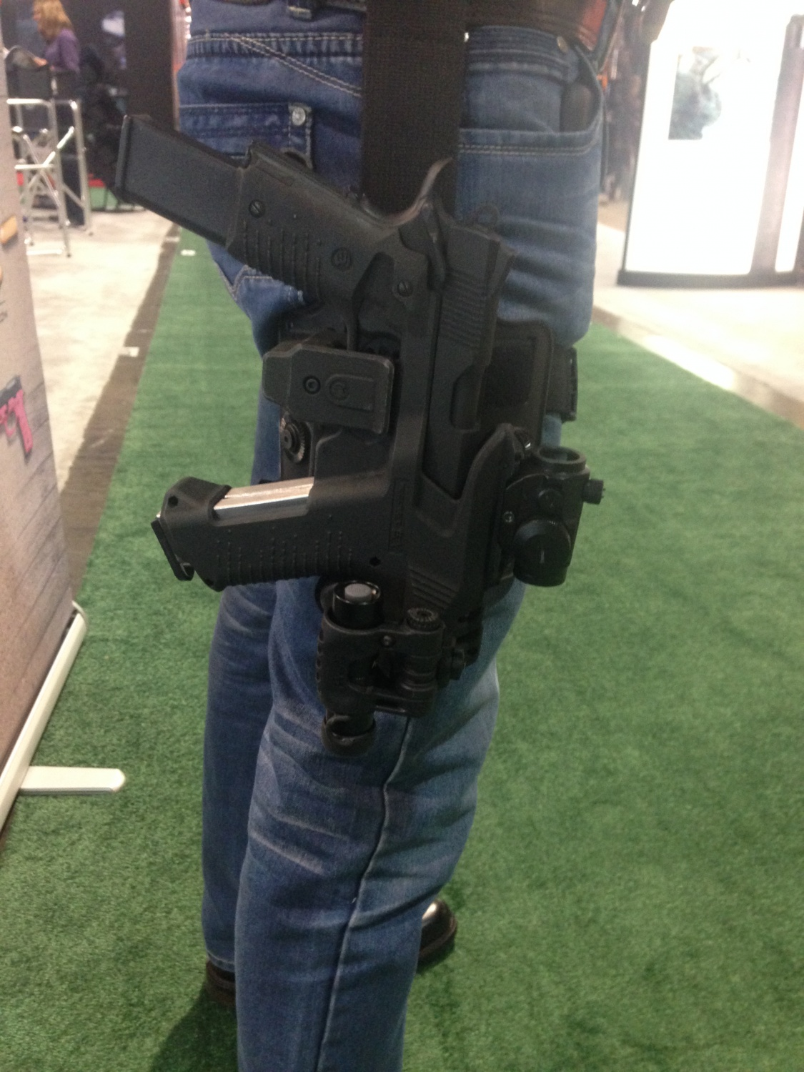New Recover Pistol Carbine And Holster The Firearm Blog