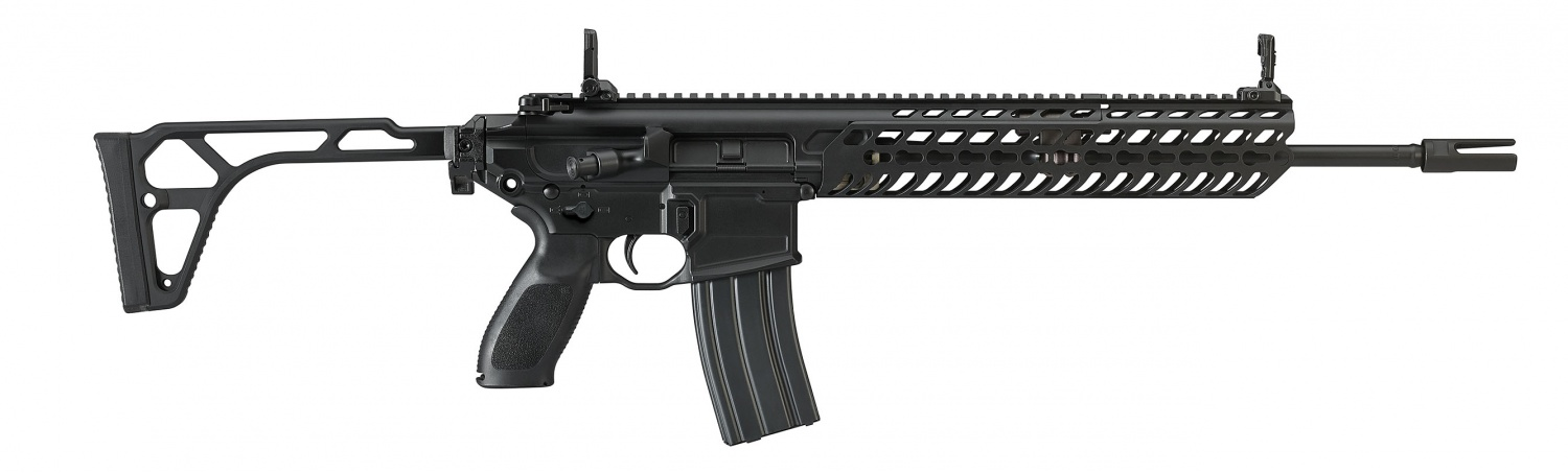 Carbine with 16 inch barrel