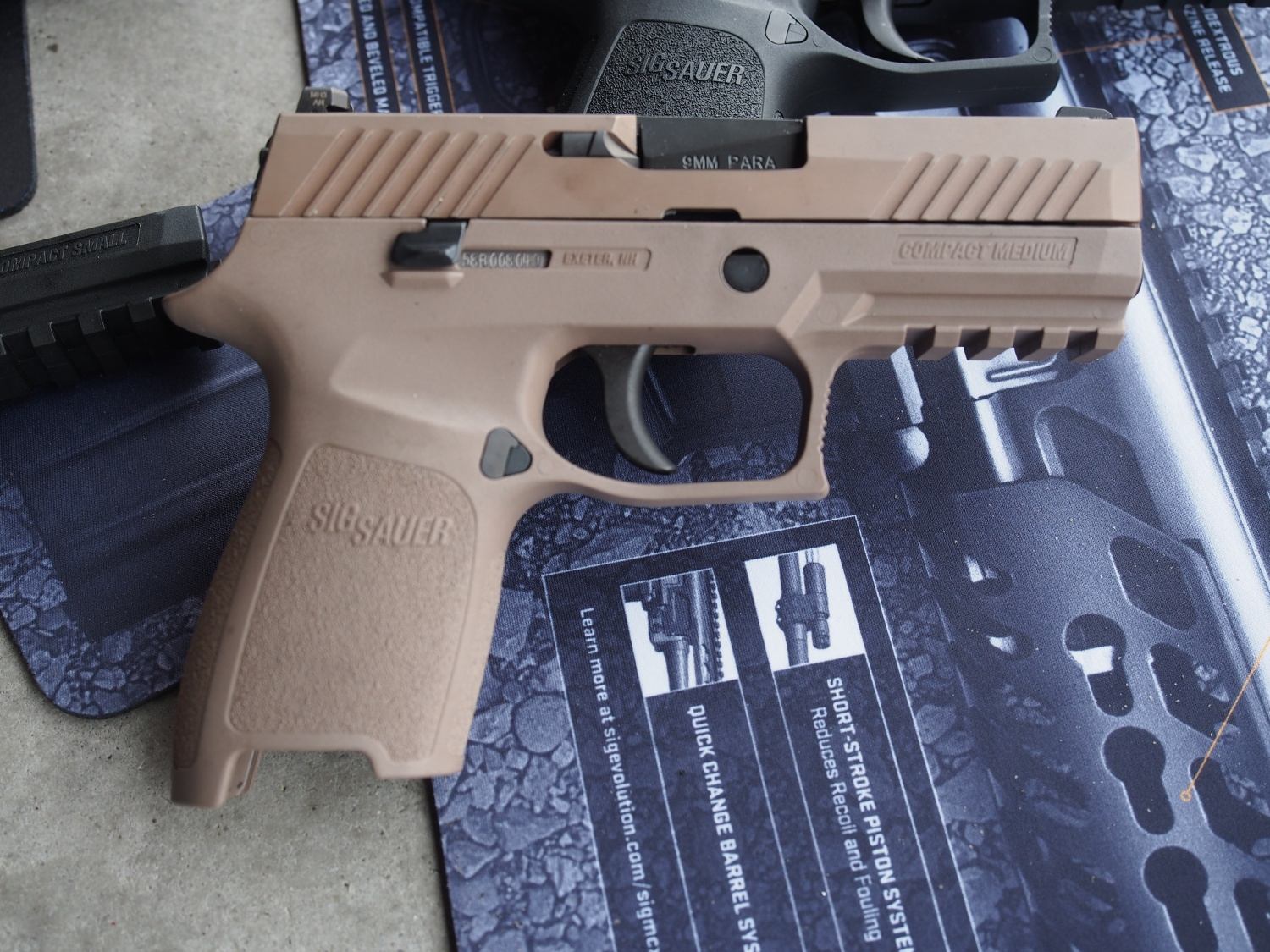 SIG P-320 Compact In 45 ACP -The Firearm Blog