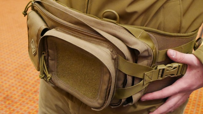 Hazard4's new tactical fanny pack.