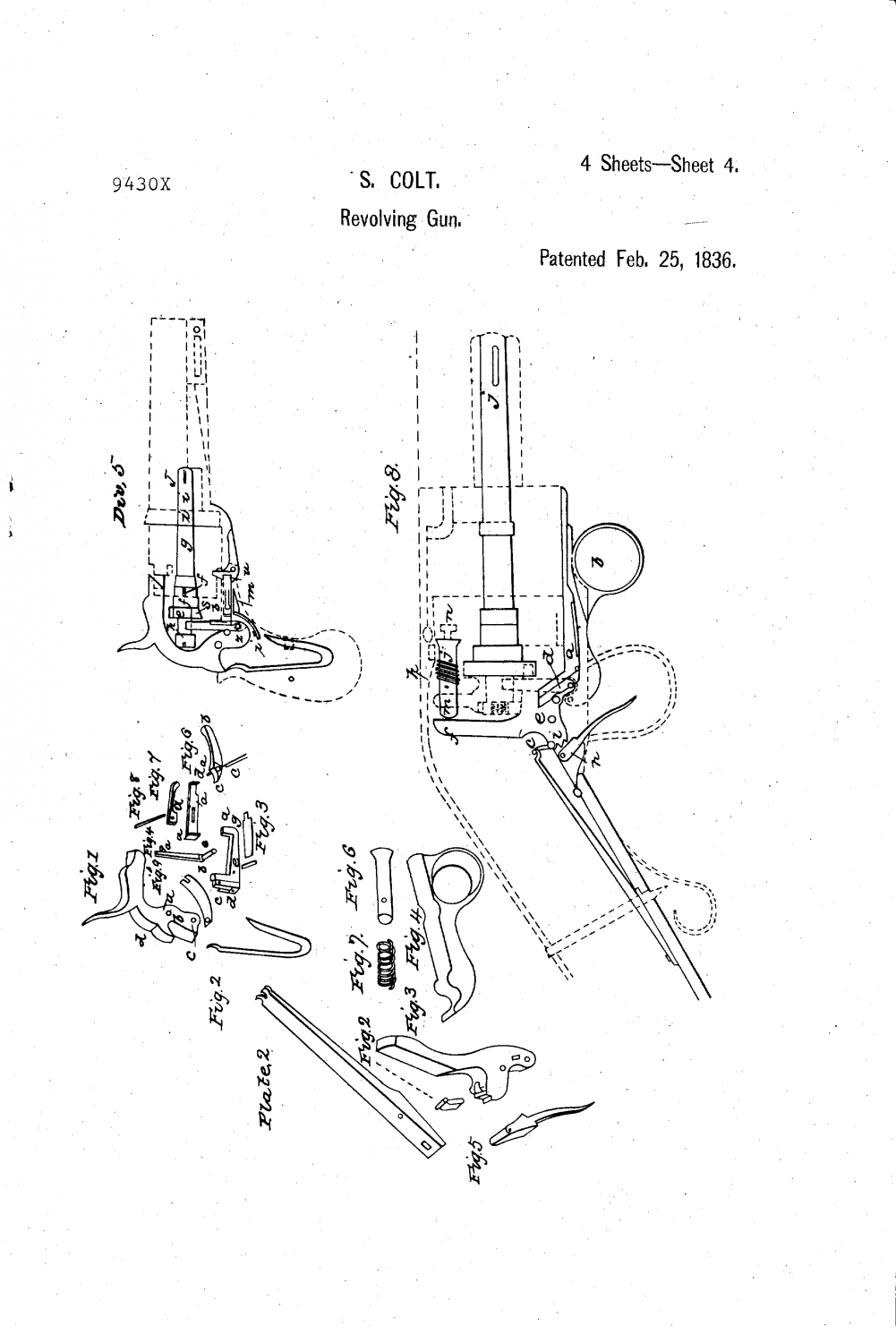 10 awesome firearms patents