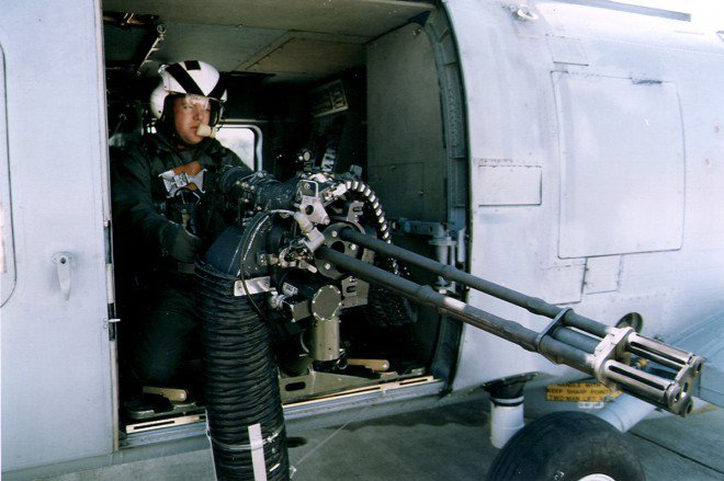 .50 Cal Gatling Gun GAU-19/B - The Firearm BlogThe Firearm ...