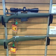 howa alpine  mountain rifles
